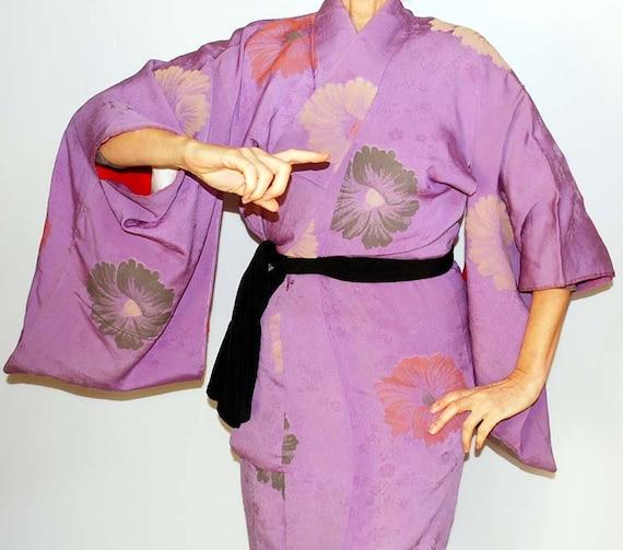 Vintage Furisode, Furisode Kimono, Kimono weddind