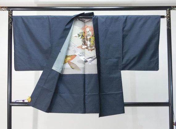 Mens Kimono, Samurai Kimono, Mens Short Kimono, Me