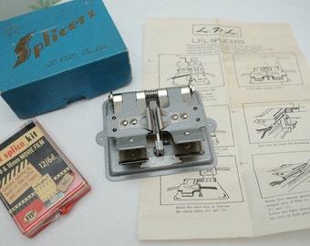 L.P.L. Film Splicers