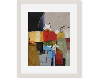 Acrylic paintings for affordable price   Wall abstract paintings   Abstract paintings on paper  no Print   Modern abstract paintigs on paper