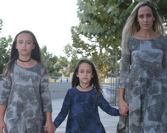 Mother daughter matching dress-Matching mother daughter dress - Mommy & Me Outfits -  Matching dresses - Matching mother daughter outfits -