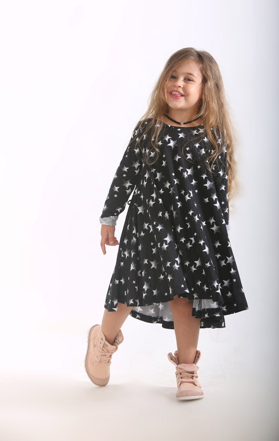Dresses For Girls Girls Clothes Christmas Children Dresses Etsy