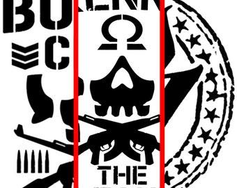 bullet club etsy