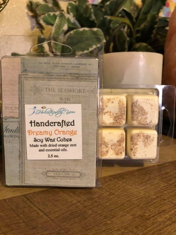 Soy Wax Melts With Botanicals and Spices Gifts Housewarming