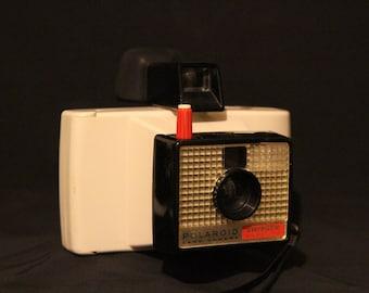 Polaroid Camera, Polaroid Swinger Land Camera Model 20, Instant Film Camera, Polaroid Swinger