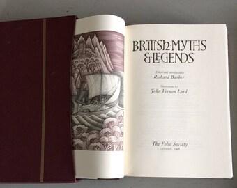LÉGENDES & mythes britanniques