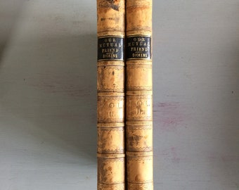 OUR MUTUAL FRIEND 1865 First Edition
