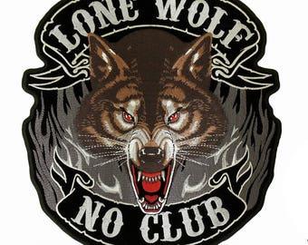 Lone Wolf no Club