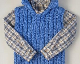 35c38781e4aaf Boys hipster vest