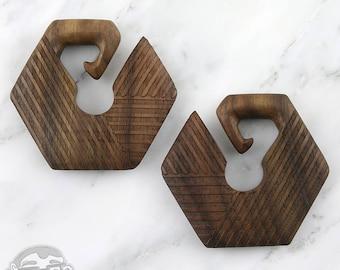 Stitch Sono Wooden Ear Weights / Hangers
