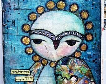 Handmade Art Journal