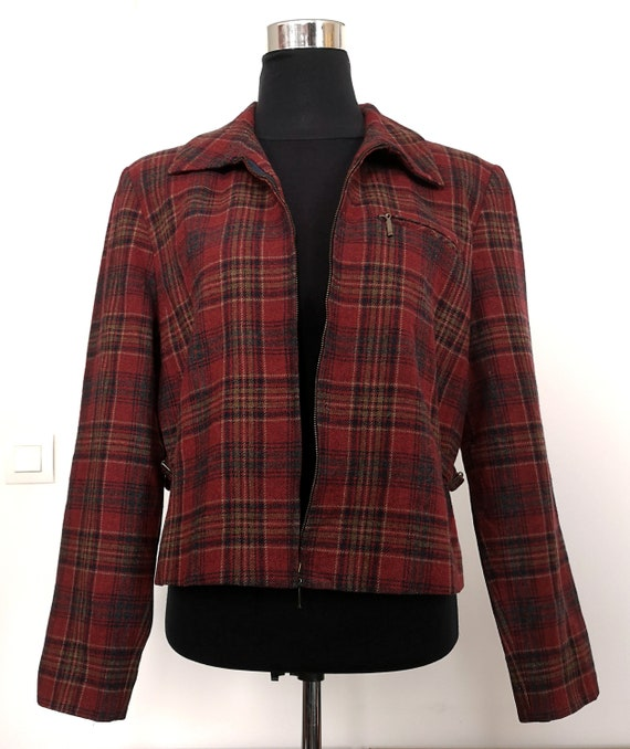 1940's PENDLETON WOMEN SPORTJACKET