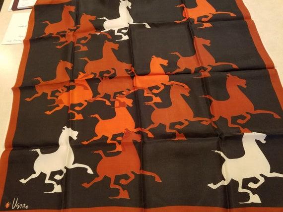 Vera Scarf Galloping Horses
