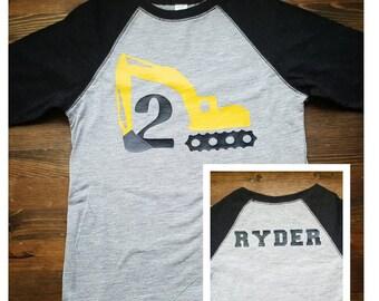2nd Birthday Shirts Girls Shirt Two