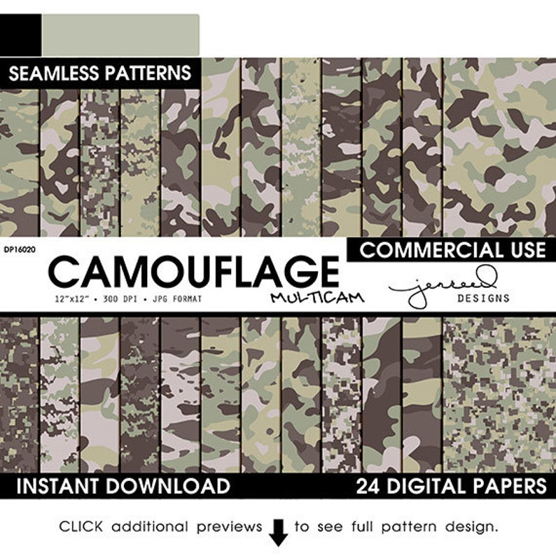 e5f7b4d23cf6 Army Multicam Camouflage Military Camouflage Patterns