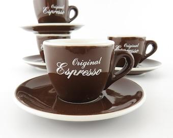 Espresso Cups Etsy