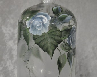 25.4 oz. Soap/Lotion pump dispensers, Rosebuds