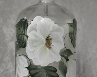 25.4 oz. Soap/Lotion pump dispensers, Poppy or Rose