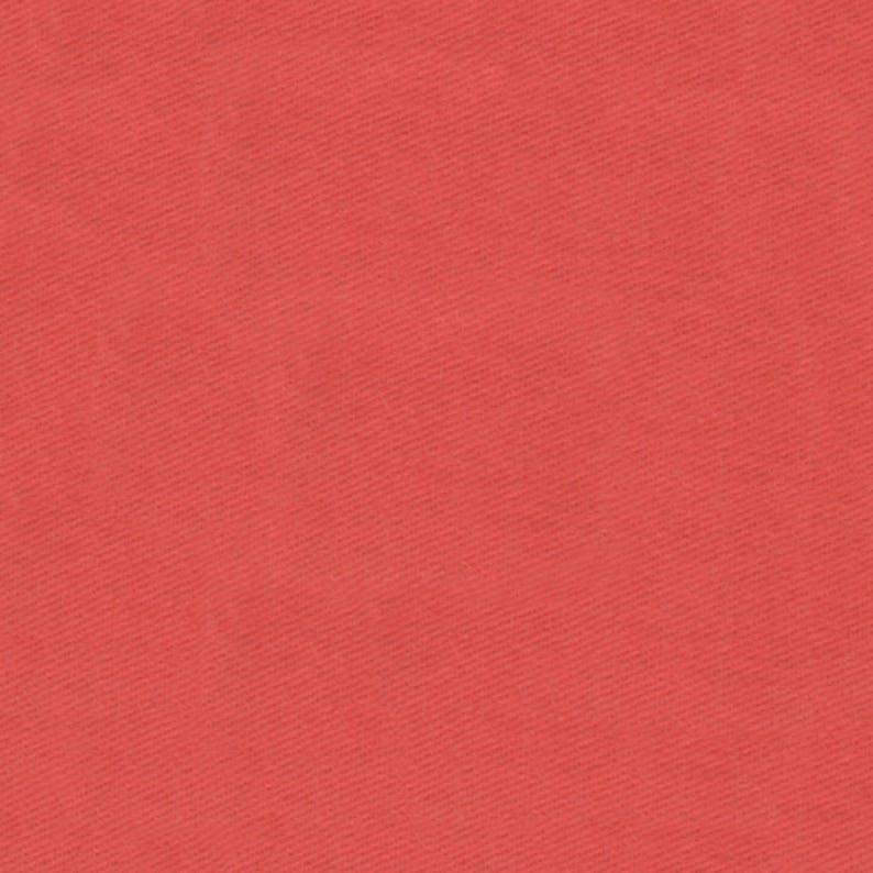 Cayenne Twill Cloth 60 Wide By The Yard 7oz