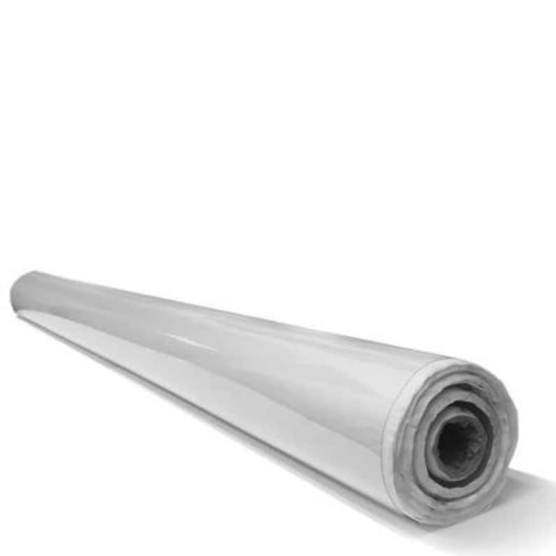 54 12 Gauge Clear Vinyl Sold By The Yard