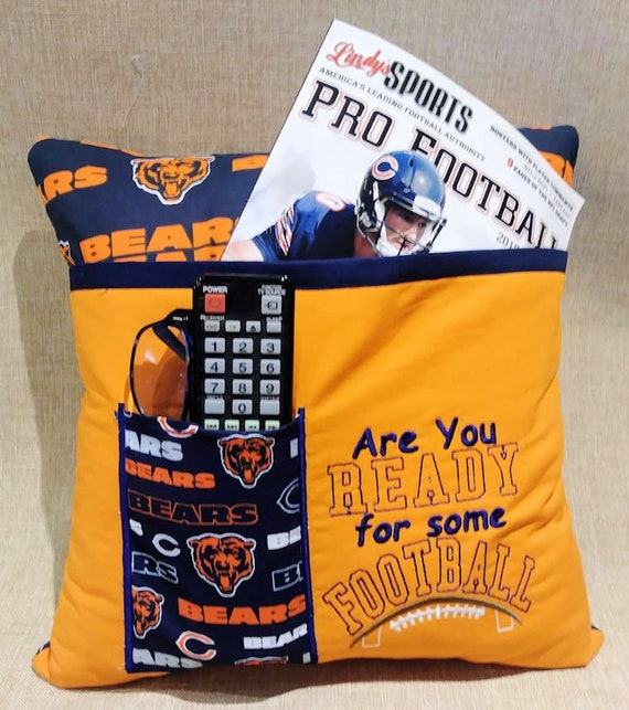 Christmas Gift Chicago Bears Remote Control Holder Man | Etsy