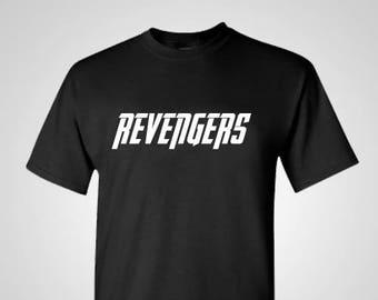 96f7626a7b61 The Revengers Shirt Thor Ragnarok Loki Clothing Mens Womens Funny Gift  Tshirt Hulk Marvel