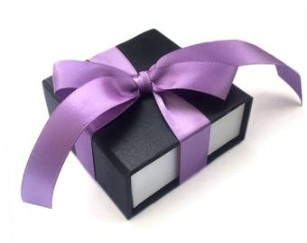 Luxury Magnetic Gift Box Upgrade - Hannah J Jewellery