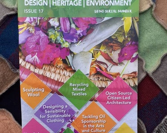 No Serial Number Magazine Design Heritage Environment Issue 17 2019