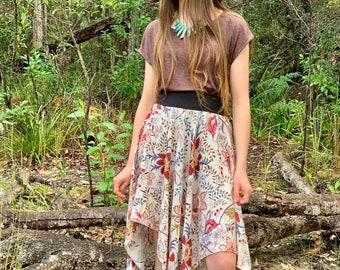 Handkerchief Skirt - Australian Made