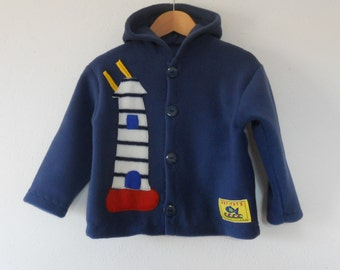 A Nautical Kids Jacket,a trendy baby boy gift,part of cute kids clothes,cute toddler clothes,quality Childrens Fleeces,girls fall clothes
