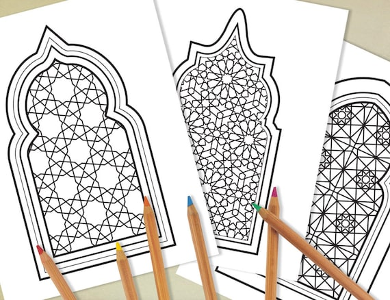 TJ Islamic Studies: Creation Coloring Pages | Ramadan activities ... | 438x570