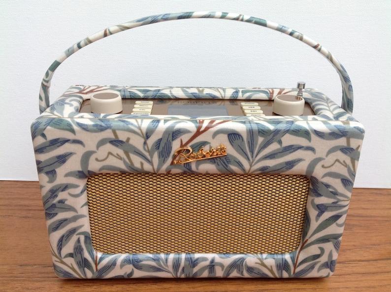 William Morris Roberts Revival RD70 DAB/FM Radio image 0