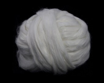 Bamboo Top / Roving - 100g/3.5oz - Spinning Fibre / Fiber - Felting