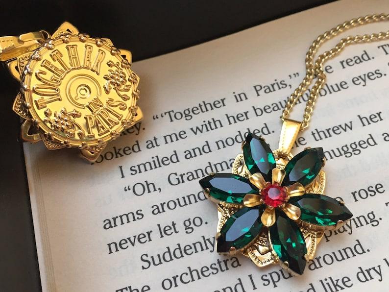 962e68ead3bd Together in Paris Anastasia Necklace with Swarovski Crystals