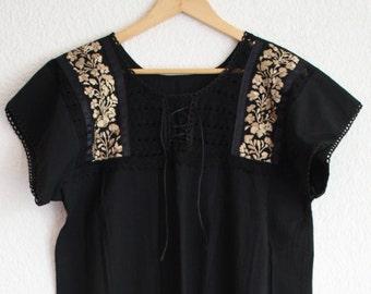 Black dress- XL size
