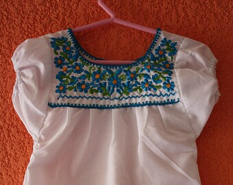 Mexican blouse (Child)