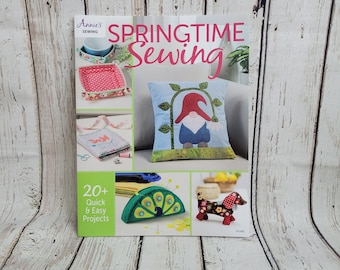 Springtime Sewing   20 Quick & Easy Projects    Annies Sewing