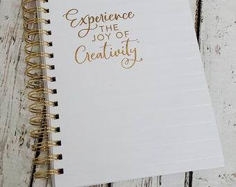 Kimberbell Bullet Journal   Joy of Creativity   Creative Journal Notebook