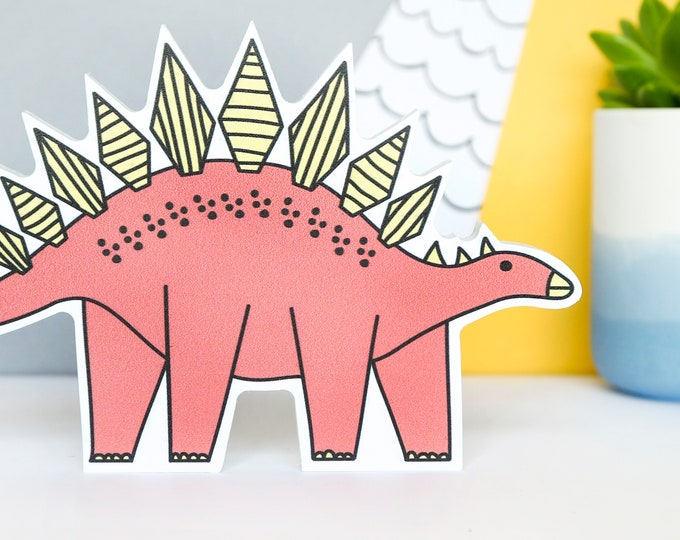Dinosaur gift for kids - Dino decor - Dinosaur shelfie