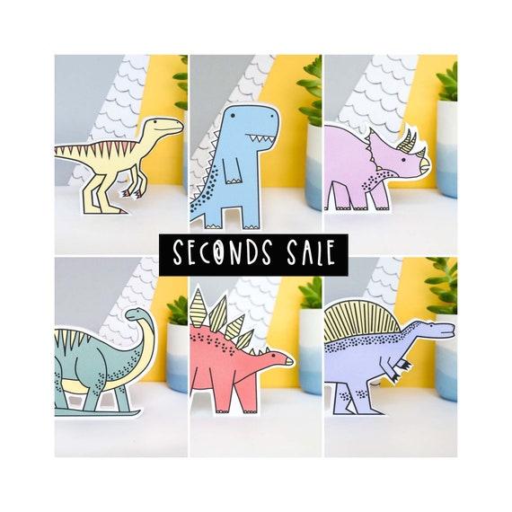 Freestanding Dinosaur decorations - Second Sale