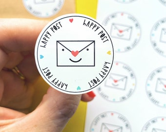Packaging Stickers