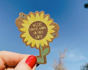 Summer of Sunflowers