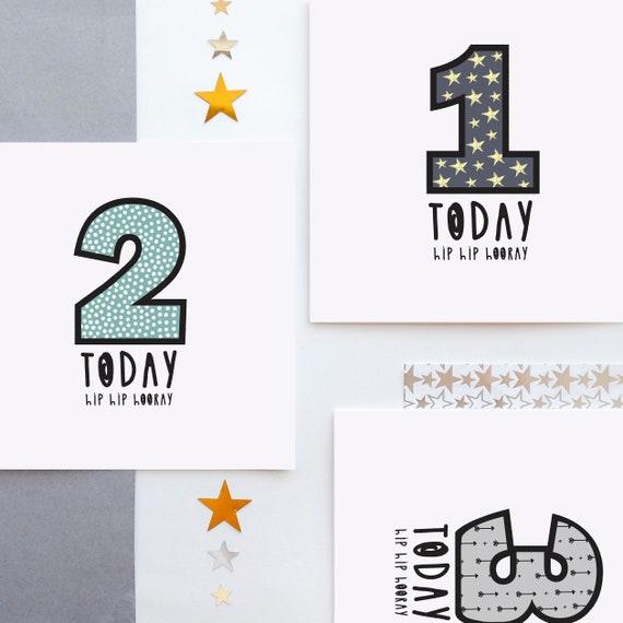 Personalised Age card. Birthday card. Birthday Boy. Birthday Girl. Age 1. Age 2. Age 3. Age 4. Age 5. Age 6. Age 7. Age 8. Age 9. Age 10.