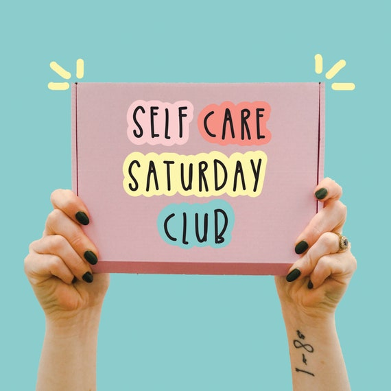 Self Care Saturday Club - January collection - Gift box