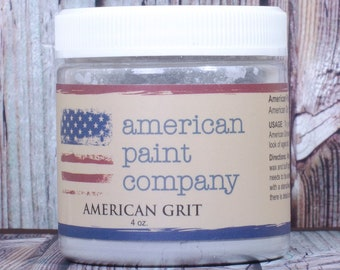 American Paint Company American Grit antiquing powder aging dust finish