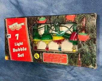 Vintage Christmas Lights.Vintage Christmas Lights Etsy