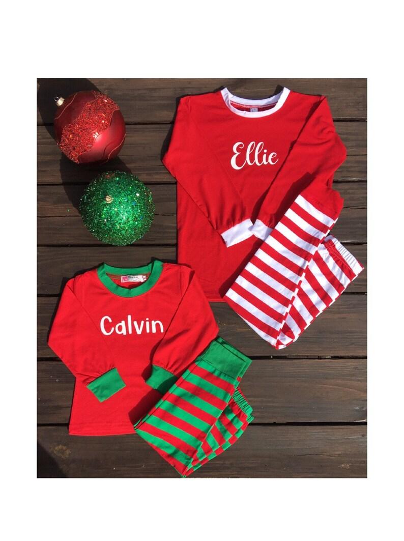 Personalized Christmas Pajamas Kids.Christmas Pajamas Personalized Christmas Pajamas Kids Christmas Pajamas Toddler Christmas Pajamas Christmas Pajamas For Children