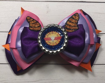 Figment Inspired Deluxe Bow