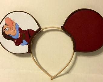Grumpy Inspired Mouse Ears