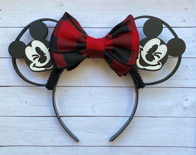 Mickey Mouse Inspired Mouse Ears